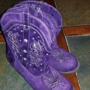 Justice cowboy boots